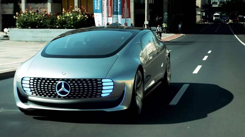 Mercedes F 015 Prototype